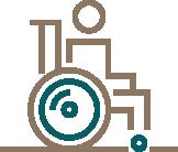 Gabinet stomatologiczny z udogodnieniami dla niepełnosprawnych